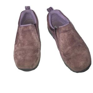 Merrell Purple Huckleberry Slip On Clogs Size 2